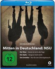 MITTEN IN DEUTSCHLAND: NSU (Die Spielfilm-Trilogie) Blu-ray Disc NEU+OVP