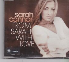 Sarah Connor-From Sarah With Love cd maxi single