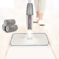Spray Floor Mop With Reusable Microfiber Pads 360 Degree Laminate Wood Tiles