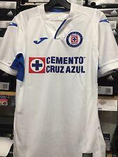 Joma Cruz Azul Away  Jersey 2019 White Royal Blue  Size Small Only