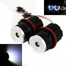 2pcs 20W Xenon White Angel Eyes Error Free Marker Light Bulb For 2000-2008 BMW
