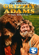 Life & Times of Grizzly Adams-Renewal DVD