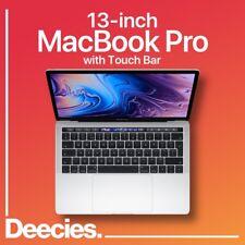 "Apple Retina MacBook Pro 13"" TOUCH-ID 2.8ghz i7 Quad-Core 16gb 1tb Silber"