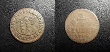 Allemagne - Jülich-Berg - 1/4 Stüber 1785 P.R. - KM#205