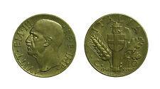 pcc1585_41) Vittorio Emanuele III (1900-1943) - 10 Centesimi Impero 1940