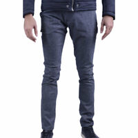 ARMANI JEANS 6X6P15 6N0GZ Mens Chino Trousers Casual Stretch Pants Slim Fit
