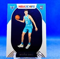 LaMelo Ball 2020-21 NBA Hoops Rookie Card Charlotte Hornets Hot RC ROY Hot 🔥🔥