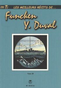Les Meilleurs récits de... - tome 28 : Funcken - Duval