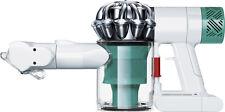 Dyson - V6 Mattress Bagless Cordless Hand Vac - White/Nickel/Teal
