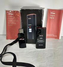 Verizon 4G LTE Pantech USB760  Modem