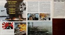 Tora! Martin Balsam, Sô Yamamura, Jason Robards Vintage Article 1970