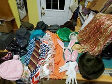 New ListingKids Costume Lot Dress Up hats props make believe pretend play improv boy/girl