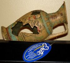 BLUE RIBBON Egyptian Vase Aquarium Ornament  EE-821