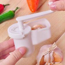 Outil de nettoyage Squeezer Slicer plastique Presse-ail Crusher Masher Accueil