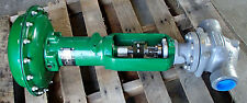"2"" Fisher Valve & Actuator CL250 Type ED / Actuator Sz 40 Type 667 New Surplus"