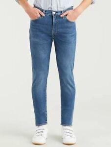 Genuine LEVIS 510 Skinny Fit Stretch Mens Jeans LEVI Blue