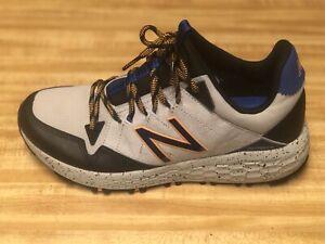 New Balance Men's Fresh Foam Crag Trail Running Shoes, Size 9