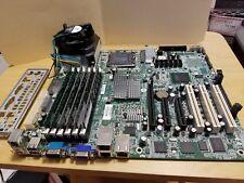 Tyan S5376 LGA771 Dual Socket Server Motherboard /w E5405 12GB RAM Combo
