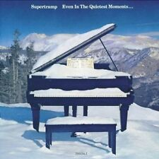 Supertramp Even in the quietest moments (1977) [CD]