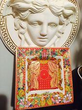 VERSACE ASH TRAY DE NOEL CANDY DISH CHRISTMAS ROSENTHAL GIFT RETIRED 14cm