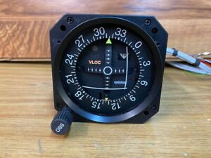 GARMIN GI-106A VOR/LOC/GS/GPS INDICATOR W/COURSE DATUM