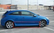 Opel Opel Astra H Mk 5 3d Gtc Carenados Laterales Opc Look Nuevo