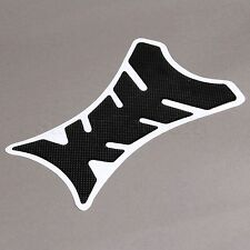 3D Fish Bone Motorcycle Universal Oil Gas Fuel Tank Pad Sticker Protector Decal