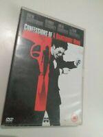 DVD   confessions of a dangerous mind( clooney y j robert )