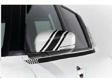 NEW Genuine Suzuki SWIFT 2017-> Mirror Decal Sticker Set BLACK 990E0-53R96-BLA