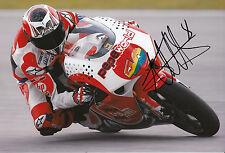 Hector Barbera Hand Signed Pepe World Aprillia 12x8 Photo 2009 250cc 2.