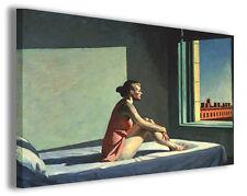 Quadro moderno Hopper Edward vol I stampa su tela canvas pittori famosi