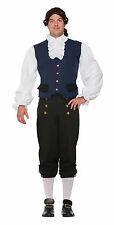 Adult Goodman Alexander Costume Colonial Man Hamilton Cosplay Size Standard