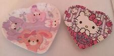 Sanrio Hello Kitty & Bonbonribbon Melamine Mini-Plate