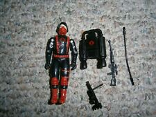 New listing Gi Joe Black Major custom Cobra Soldier
