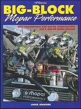 Big-Block Mopar Performance - Book HP1302