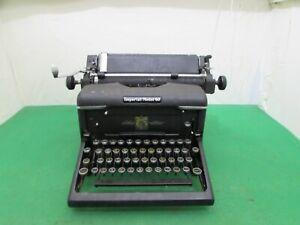 Vintage Imperial Model 60 Typewriter
