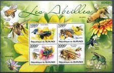 [31413] SUP||**/Mnh || <b>Cote</b> : 18.00eur || - BURUNDI 2011 - Les abeilles,