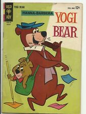Yogi Bear #15 - Hanna-Barbera - Yakky and Chopper - Gold Key - GD+ 2.5