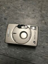 Canon Elph Lt Ultra Compact Aps Film Camera Point & Shoot w/ Manual