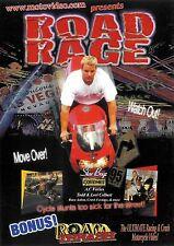 Road Rage #1 The Original Extreme Freestyle Motocross Stunts DVD ~ FREE Shipping