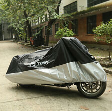 220X95X110CM Waterproof Motorcycle Motor Street Bike Scooter Cover Protector L