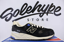 NEW BALANCE 999 WOOLLY MAMMOTH PACK BLACK BEIGE ROYAL ML999MMT SZ 11