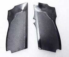Aftermarket Black Poly Grips fit Smith & Wesson 469 669 S&W 9mm 3 Ship Free 4669