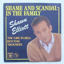 SHAWN ELLIOTT Shame and scandal in the family 101345 REGGAE CALYPSO