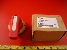 Eaton 68C6050G99 Rotary Handle Assembly Short Red 161012T Nib New