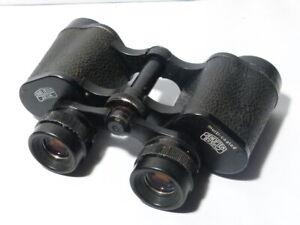 German Quality Multi Coated Carl Zeiss Jena Jenoptem 8x30W Binoculars Clean #CZJ
