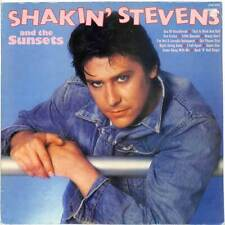 Shakin' Stevens And The Sunsets - Shakin' Stevens And The Sunsets - LP Vinyl