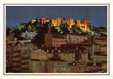 BR85020 lisboa portugal castelo de s jorge a noite