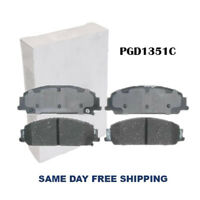 4PC Front Ceramic Disc Brake Pads Kit For Lexus GS300 IS250 Toyota Camry ATD908C