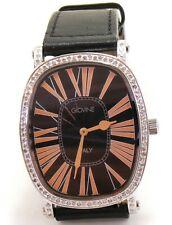 Giovine Italy (Locman) Serie Limitata watch 108 diamond bezel 1.65ct NEW